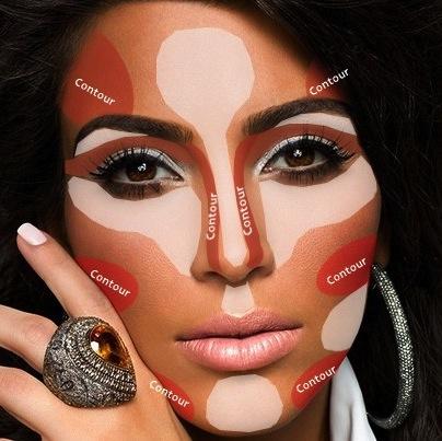 kim-kardashian-contouring-makeup-guide-pinterest-3